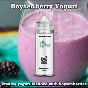 Boysenberry Yogurt e-Liquid