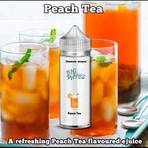 Peach Tea e-Liquid