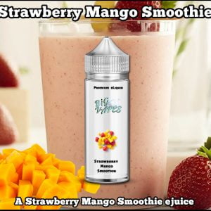 Strawberry Mango Smoothie e-Liquid