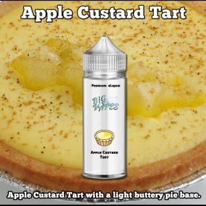 Apple Custard Tart eliquid ejuice