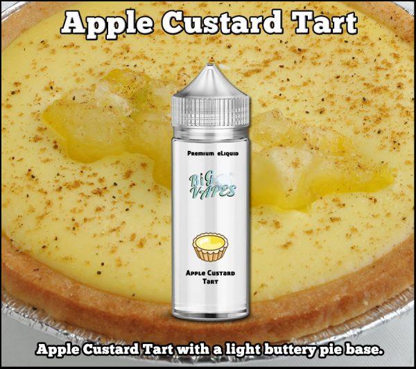 Apple Custard Tart eliquid ejuice