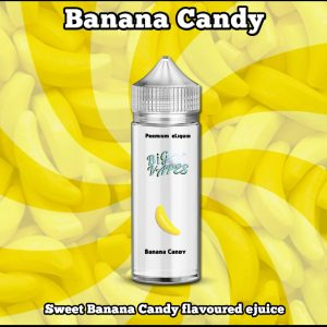 Banana Candy Foam Bananas eliquid ejuice