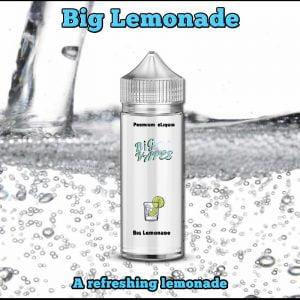 Vape Oil Lemonade Sprite flavor ejuice