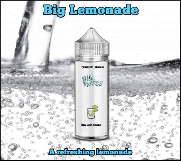 Vape Oil Lemonade Sprite flavor ejuice
