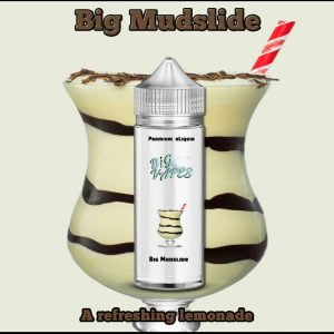 Big Mudslide Boozy Cocktail flavoured ejuice