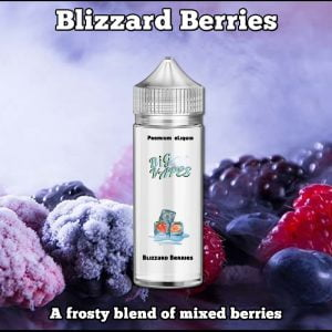 Big Vapes Blizzard Berries eJuice