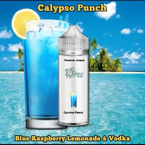 Calypso Punch Blue Lemonade Punch ejuice eliquid