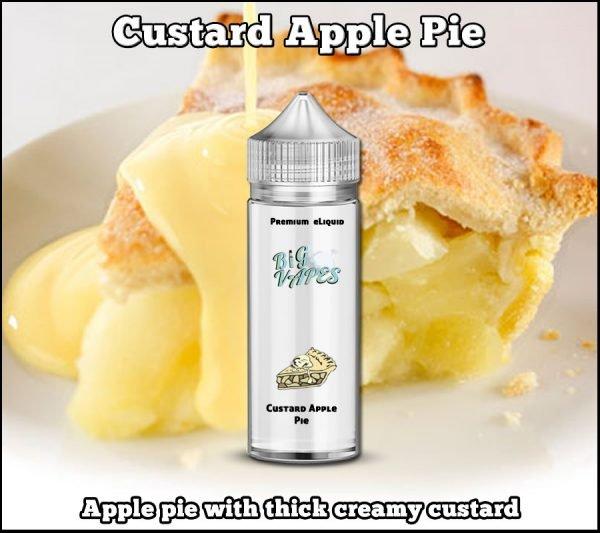 Custard Apple Pie e-Liquid