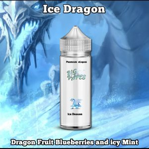 Dragon Fruit Blueberry & Mint eliquid