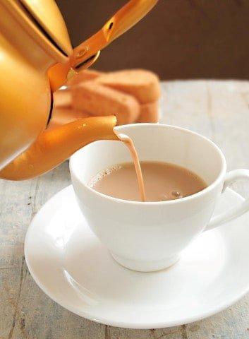 White Cuppa Tea e-Liquid - 60ml Chubby RTV 70/30