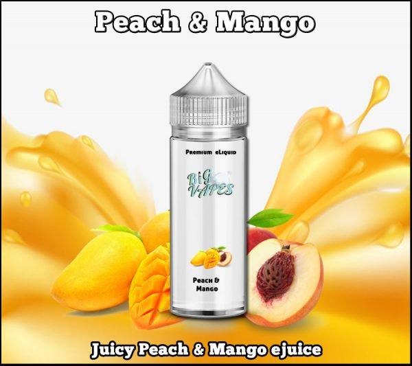 Peach & Mango e-Liquid