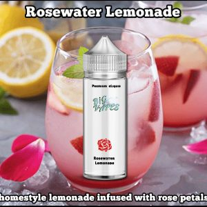 Rosewater Lemonade e-Liquid