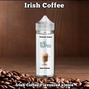 Irish Coffee e-Liquid
