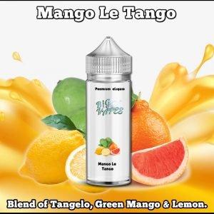 Mango Le Tango e-Liquid