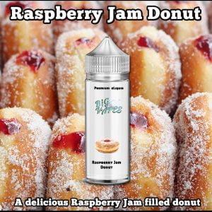 Raspberry Jam Donut e-Liquid