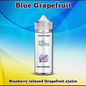 Blueberry & Grapefruit eJuice