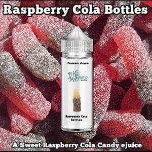 Big Vapes Raspberry Cola Bottles eLiquid