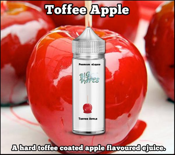 Toffee Apple eliquid
