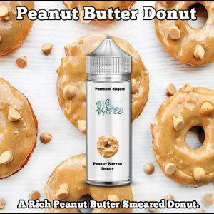 Peanut Butter Donut eliquid