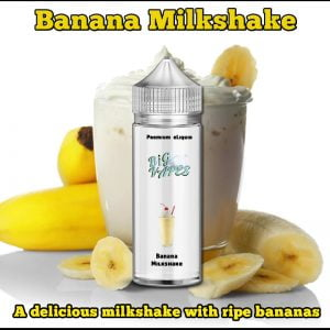 Banana Milk Shake Ice Cream eliquid