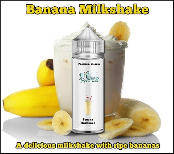 Banana Milk Shake Ice Cream eliquid
