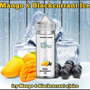 Mango & Blackcurrant AJ Styled ejuice vape clone