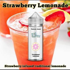 Wholesale Strawberry Lemonade eLiquid Vape Juice