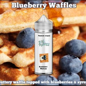 Blueberry Waffle eJuice eliquid Bulk Wholesale Jooce