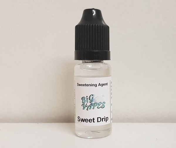 Big Vapes Sweet Drip Sucralose Sweetener for eLiquid