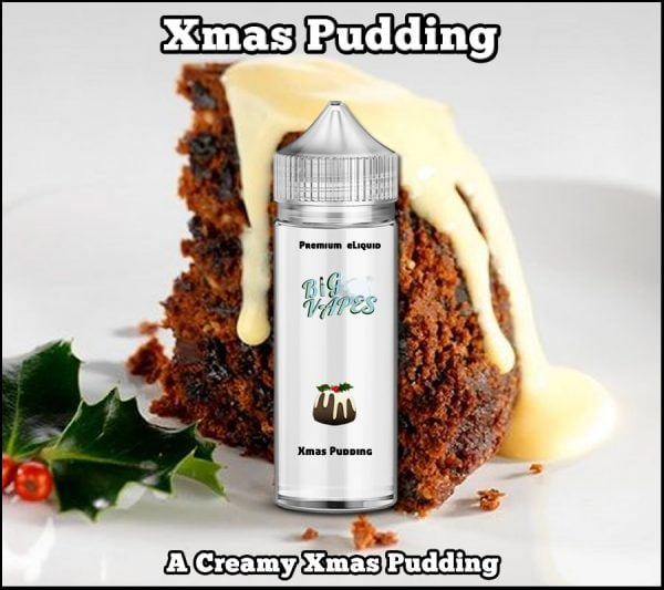 Xmas Pudding eLiquid