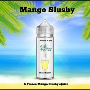 Summer Mango Slushy eLiquid