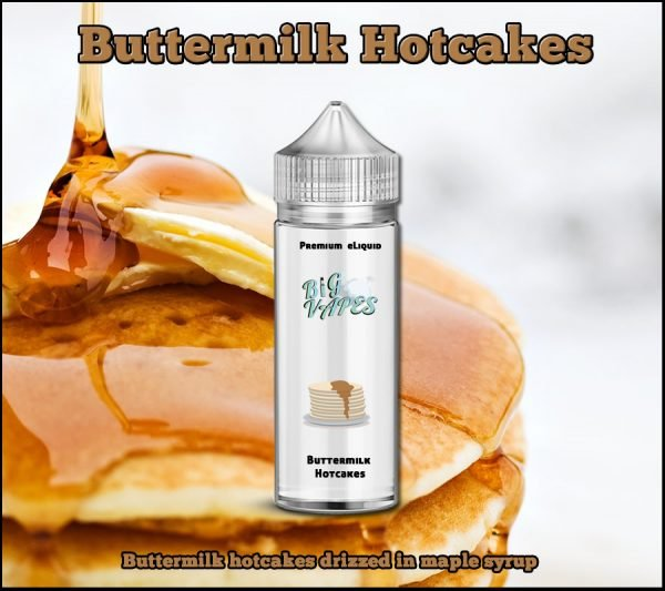 Buttermilk Hotcakes eliquid