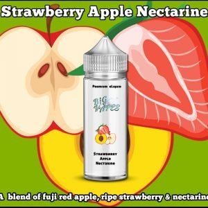 Apple Strawberry Nectarine ejuice