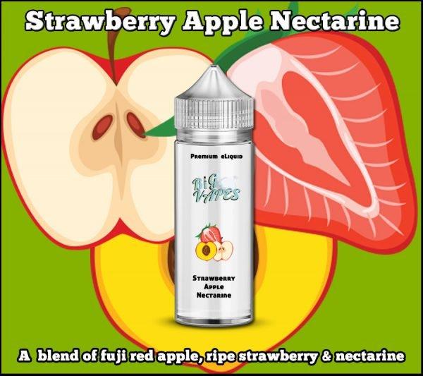 Apple Strawberry Nectarine ejuice