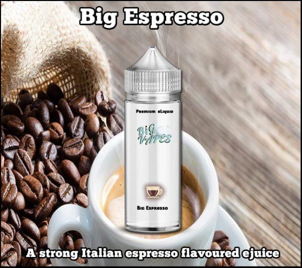 big espresso Coffee eliquid