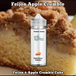 Feijoa Apple Crumble e-Liquid