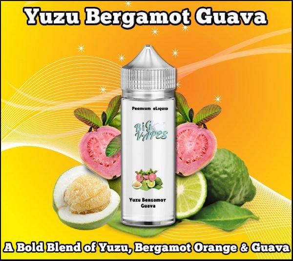 Yuzu Bergamot Guava e-Liquid