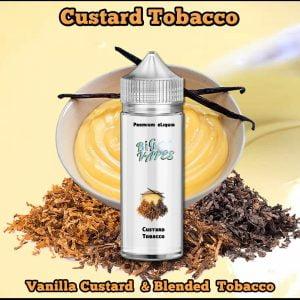 Vanilla Custard Tobacco VCT eliquid