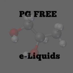 100% PG FREE eLiquid