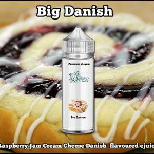 Cream Cheese Jam Danish eliquid