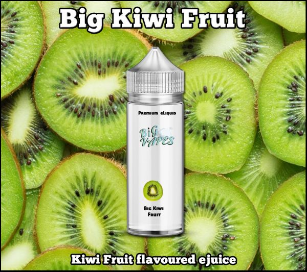 Big Kiwi Fruit eliquid