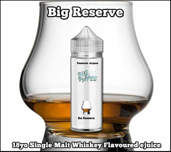 Whiskey eliquid flavors
