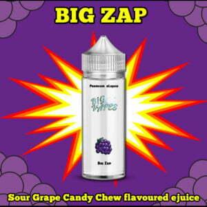 Big Zapp ejuice 18+