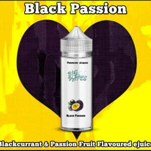blackcurrant & Passion fruit eliqud