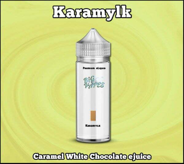 caramilk ejuice