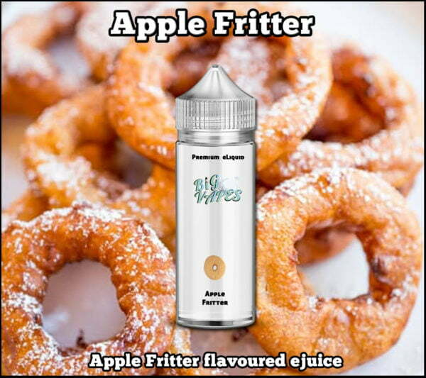 Apple Fritter ejuice Loaded with flavour