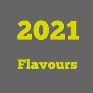 2021 Flavours